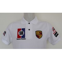 1189 Polo PORSCHE MARTINI RACING GOLD EDITION Premium Quality