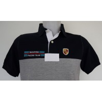 2432 polo PORSCHE MARTINI RACING Premium Quality