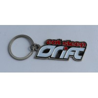1608 KEYRING EAT SLEEP DRIFT