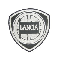 2443 Embroidered patch 7x7 LANCIA