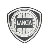 0829 Patch écusson brodé 7x7 LANCIA 1907