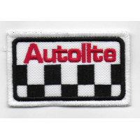 0913 Embroidered patch 8x4 AUTOLITE