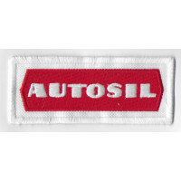 0882 Embroidered patch 10x4 AUTOSIL