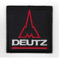 1521 Embroidered patch 7x7 BARREIROS