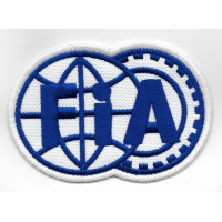 2506 Embroidered patch 9x6 FIA