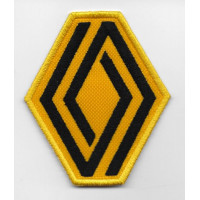 2518 Embroidered patch 7X8 RENAULT 2021 LOGO