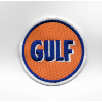 2521 Embroidered patch 7x7 GULF