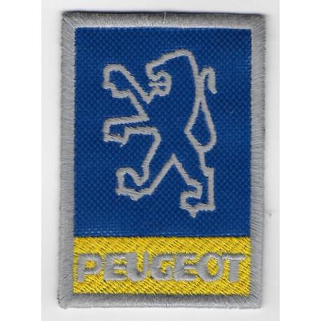 0515 Embroidered patch 7x5 FERRARI