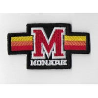 2626 Embroidered patch 8X4 MAGNETI MARELLI