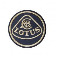 0440 Patch emblema bordado 7x7 LOTUS