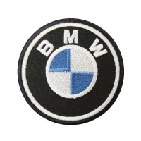 0443 Embroidered patch 7x7 BMW 1954 LOGO