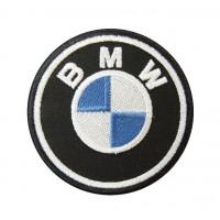 0443 Parche emblema bordado 7x7 BMW 1954 LOGO