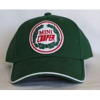 2731 MINI COOPER ADULT 6 PANELS CAP