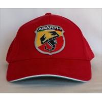 2748 ABARTH 2007 ITALY ADULT 6 PANELS CAP