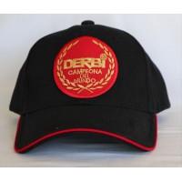 2750 DERBI CAMPEONA DEL MUNDO ADULT 6 PANELS CAP