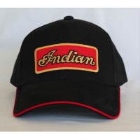 2754 INDIAN MOTORCYCLE ADULT 6 PANELS CAP