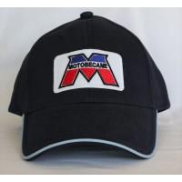 2756 MOTOBECANE MBK ADULT 6 PANELS CAP