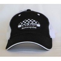 2758 CAFE RACER MOTORCYCLES ADULT 6 PANELS CAP