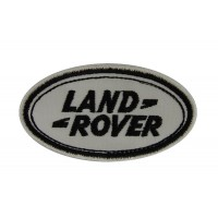 0502 Embroidered patch 9x5 LAND ROVER