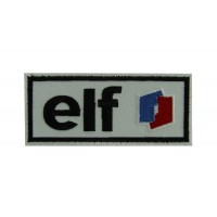 0508 Patch emblema bordado 10x4 ELF