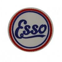 0510 Patch emblema bordado 7x7 ESSO
