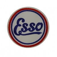 0510 Patch emblema bordado 7x7 ESSO