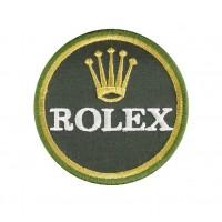 0521 Patch emblema bordado 7x7 ROLEX
