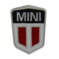 Patch emblema bordado 8x6 MINI