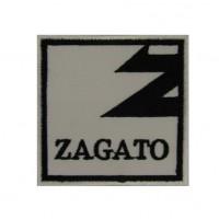 0541 Embroidered patch 7x7 ZAGATO