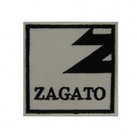 0541 Patch emblema bordado 7x7 ZAGATO