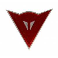 0570 Embroidered patch 9X7 DAINESE