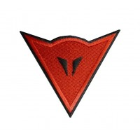 0571 Embroidered patch 9X7 DAINESE