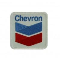 0589 Patch emblema bordado 6X6  CHEVRON
