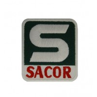 0619 Patch emblema bordado 7x6 SACOR 1938