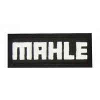 0627 Embroidered patch 10x4 MAHLE