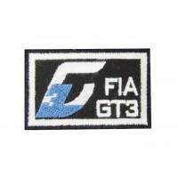Patch écusson brodé 6X4 FIA GT3