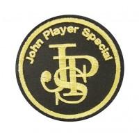 0660 Patch emblema bordado 7x7 JPS JOHN PLAYER SPECIAL