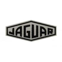 0663 Patch emblema bordado 12X6 JAGUAR